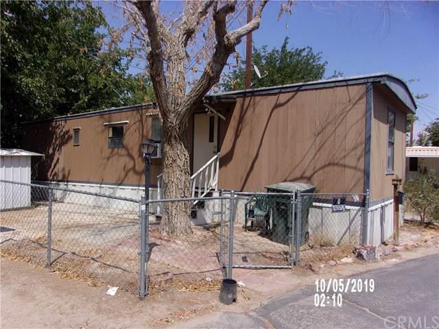 1258 W Rosamond Boulevard #16, Rosamond, CA 93560 (#DW19222461) :: Abola Real Estate Group