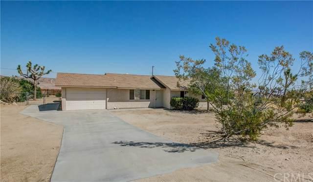 60192 Granada Drive, Joshua Tree, CA 92252 (#JT19222025) :: Berkshire Hathaway Home Services California Properties