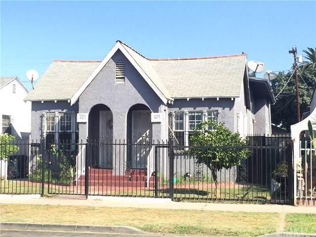 845 E 80th Street, Los Angeles (City), CA 90001 (#DW19221875) :: RE/MAX Empire Properties