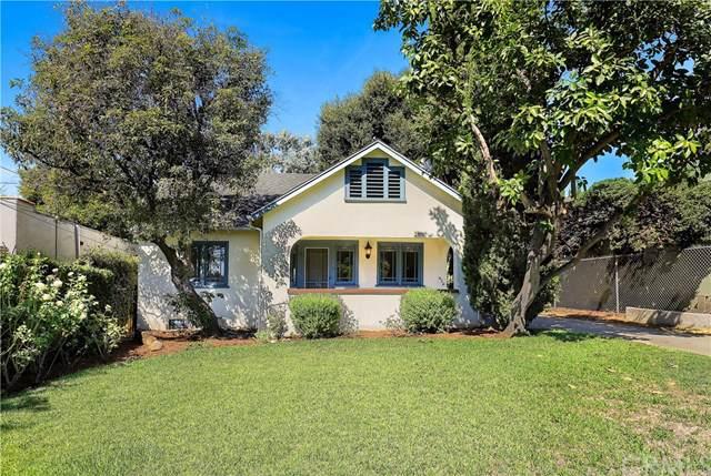 689 E Woodbury Road, Altadena, CA 91001 (#PF19212310) :: Allison James Estates and Homes