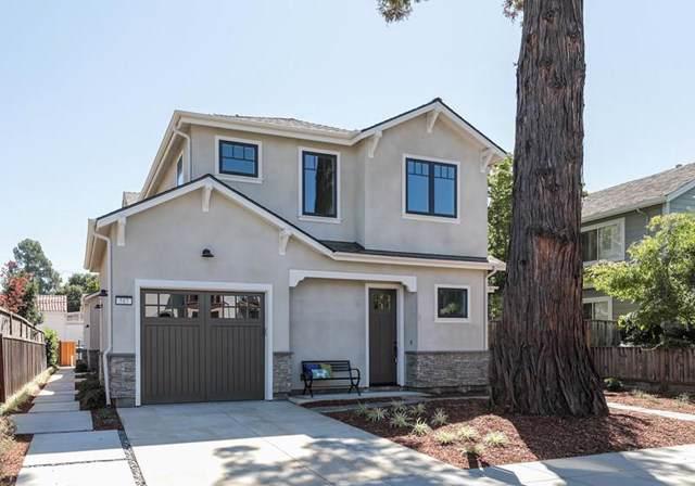 517 Tyndall #1, Los Altos, CA 94022 (#ML81768973) :: Crudo & Associates