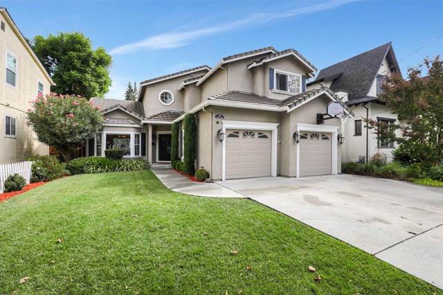 1736 Jonathan Avenue, San Jose, CA 95125 (#ML81768979) :: Crudo & Associates