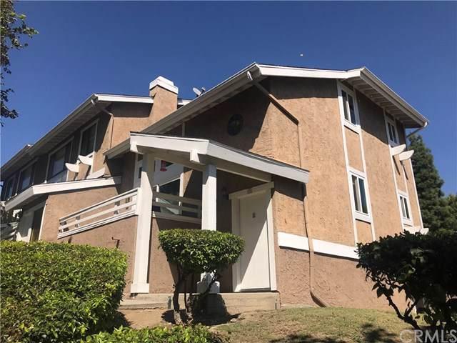 911 W Imperial Highway D68, La Habra, CA 90631 (#PW19222551) :: Fred Sed Group