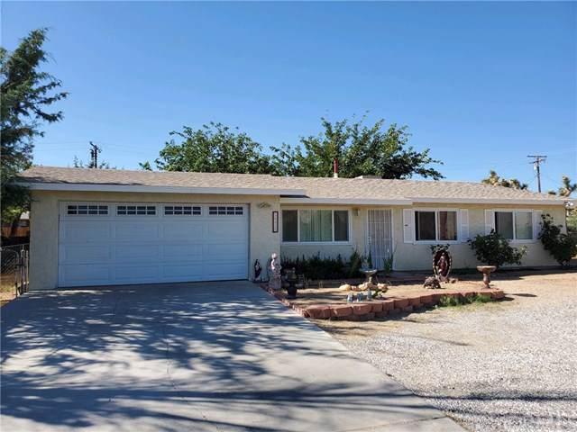56579 Onaga, Yucca Valley, CA 92284 (#IV19221270) :: Allison James Estates and Homes