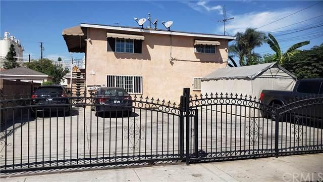 6511 Lucille Avenue A, Bell, CA 90201 (#SW19222622) :: Crudo & Associates