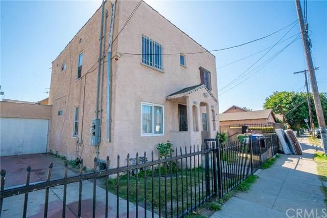 4504 Menlo Avenue, Los Angeles (City), CA 90037 (#SB19222165) :: Go Gabby