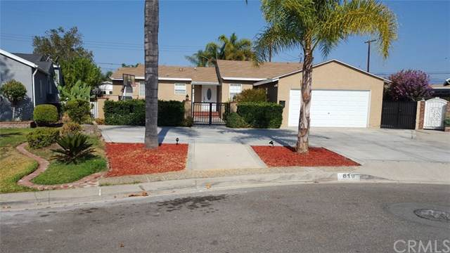 619 Hollow N, West Covina, CA 91790 (#PW19222662) :: Allison James Estates and Homes