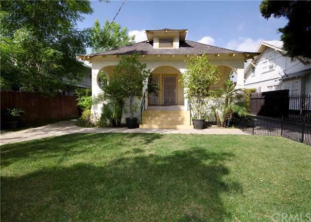 395 N Oakland Avenue, Pasadena, CA 91101 (#OC19221517) :: The Brad Korb Real Estate Group