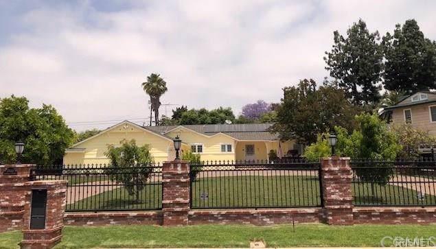 17433 Sunburst Street, Sherwood Forest, CA 91325 (#PV19220892) :: J1 Realty Group