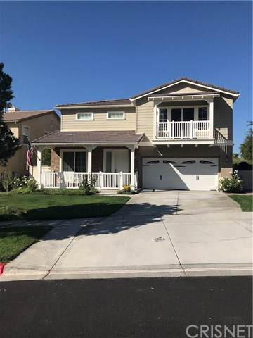 29439 Gary Drive, Canyon Country, CA 91387 (#SR19222737) :: The Laffins Real Estate Team