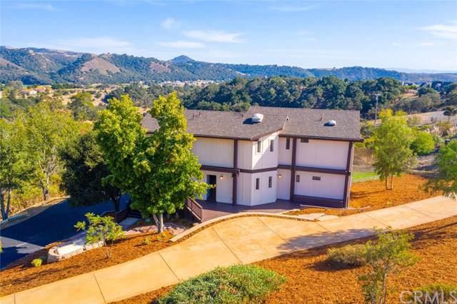 624 Stagecoach Road, Arroyo Grande, CA 93420 (#SP19221513) :: Cal American Realty