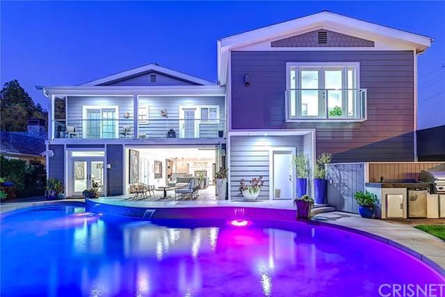 4905 Morella Avenue, Valley Village, CA 91607 (#SR19221792) :: Allison James Estates and Homes