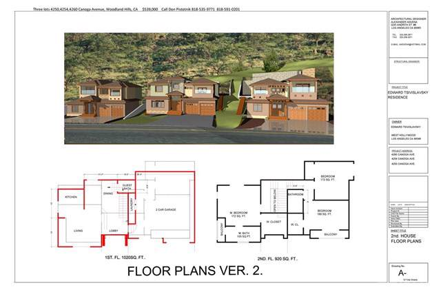 4260 Canoga Avenue, Woodland Hills, CA 91364 (#SR19222907) :: Rogers Realty Group/Berkshire Hathaway HomeServices California Properties