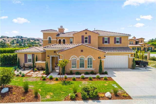 9619 Baden Avenue, Chatsworth, CA 91311 (#SR19222817) :: Realty ONE Group Empire