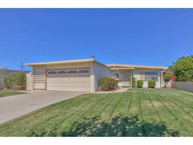 551 Glacier Drive, Salinas, CA 93906 (#ML81769047) :: RE/MAX Parkside Real Estate