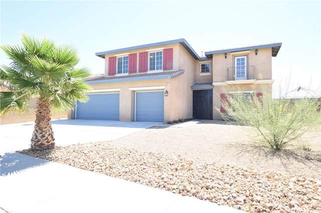 12671 Fair Glen Drive, Victorville, CA 92392 (#CV19222891) :: Brandon Hobbs Group