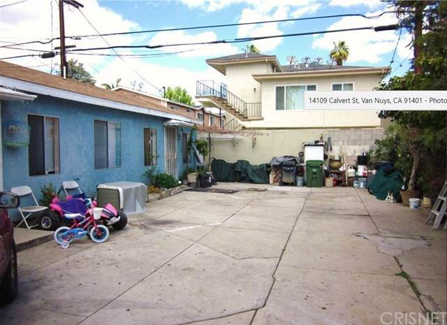 14109 Calvert, Van Nuys, CA 91401 (#SR19223099) :: The Brad Korb Real Estate Group