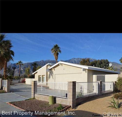 891 El Placer Road, Palm Springs, CA 92264 (#PW19223116) :: Allison James Estates and Homes