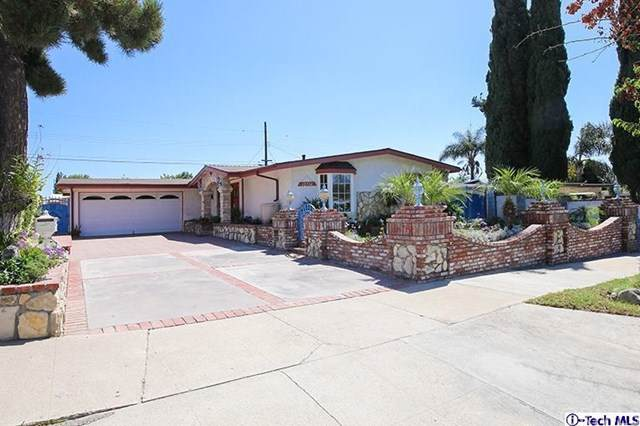 12714 Daventry Street, Pacoima, CA 91331 (#319003756) :: Fred Sed Group