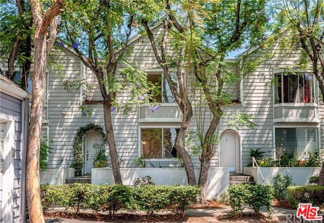 589 N Garfield Avenue #4, Pasadena, CA 91101 (#19512086) :: The Brad Korb Real Estate Group
