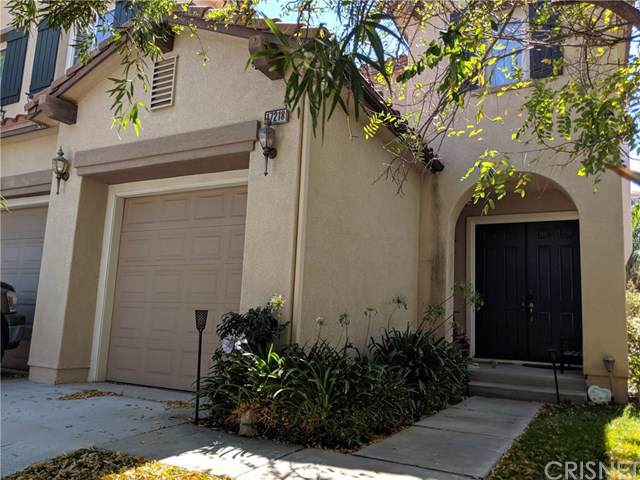 17218 Summit Hills Drive, Canyon Country, CA 91387 (#SR19223208) :: The Laffins Real Estate Team