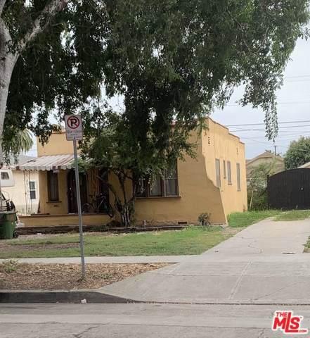 620 W 105TH Street, Los Angeles (City), CA 90044 (#19512342) :: Allison James Estates and Homes
