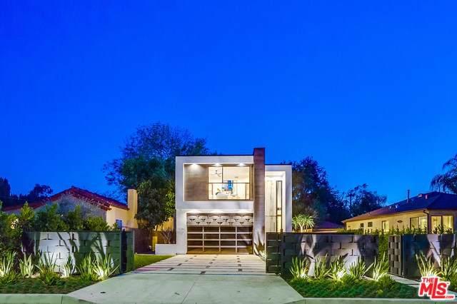 11246 Kling Street, Toluca Lake, CA 91602 (#19511772) :: The Brad Korb Real Estate Group