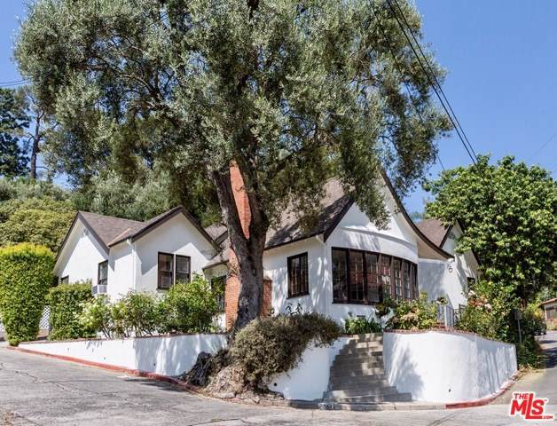 2201 Vista Del Mar Avenue, Los Angeles (City), CA 90068 (#19511018) :: Allison James Estates and Homes