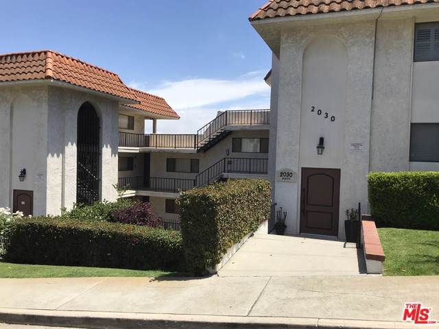 2030 S Cabrillo Avenue #311, San Pedro, CA 90731 (#19511818) :: Realty ONE Group Empire