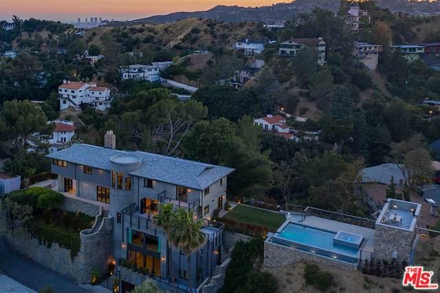 6201 Rodgerton Drive, Los Angeles (City), CA 90068 (#19511274) :: Allison James Estates and Homes