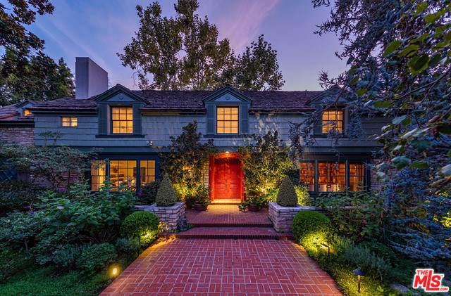 803 N Elm Drive, Beverly Hills, CA 90210 (#19511170) :: RE/MAX Masters