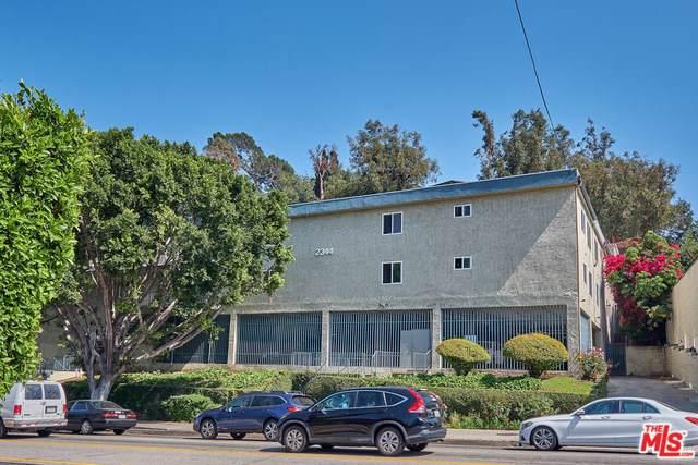 2344 Fletcher Drive #215, Los Angeles (City), CA 90039 (#19511040) :: Brandon Hobbs Group
