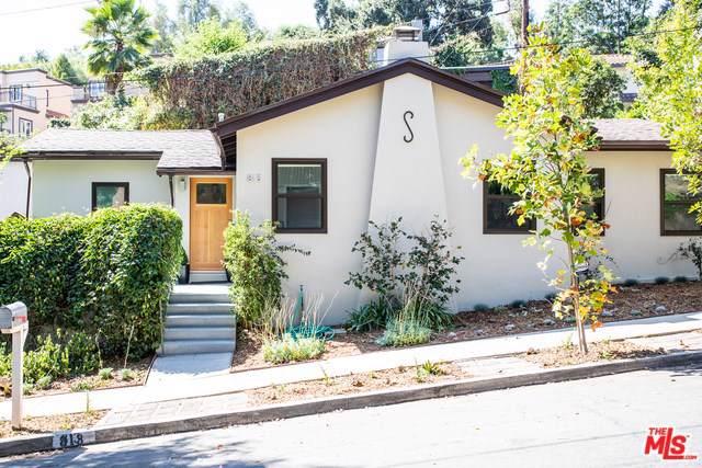 813 Summit Drive, South Pasadena, CA 91030 (#19511504) :: The Brad Korb Real Estate Group