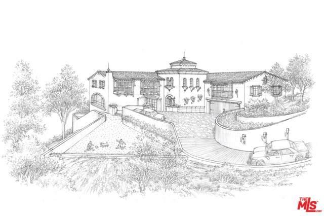 6384 Rodgerton Drive, Los Angeles (City), CA 90068 (#19511352) :: Allison James Estates and Homes