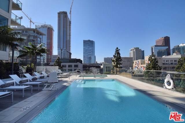 1050 Grand Avenue #1204, Los Angeles (City), CA 90015 (#19510464) :: RE/MAX Masters