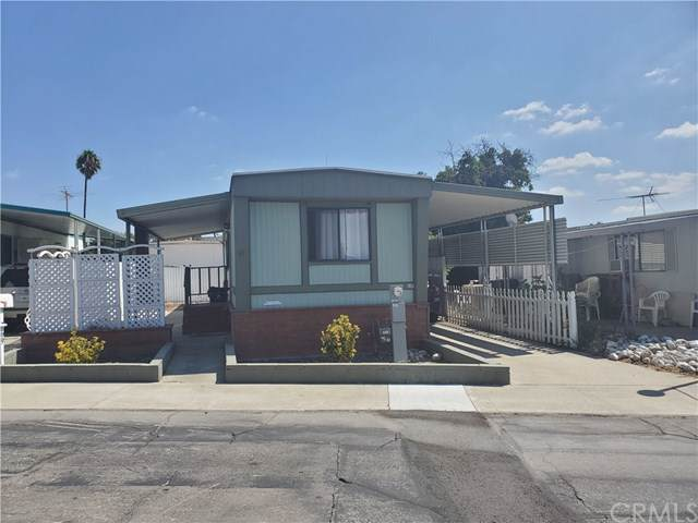 5580 Moreno Street #69, Montclair, CA 91763 (#CV19223118) :: Realty ONE Group Empire