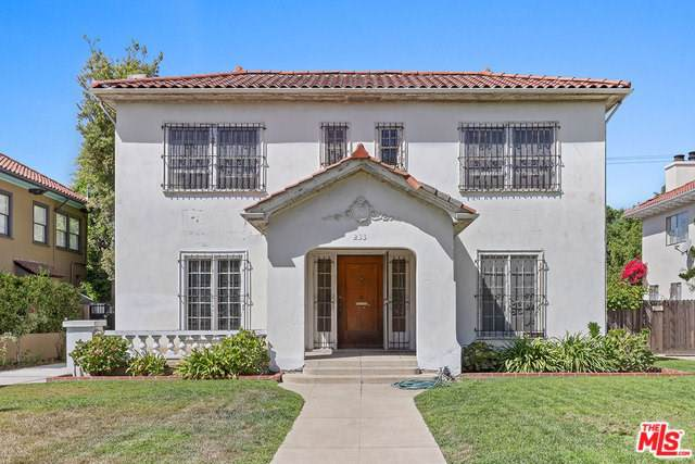 233 S Larchmont Boulevard, Los Angeles (City), CA 90004 (#19510548) :: Berkshire Hathaway Home Services California Properties