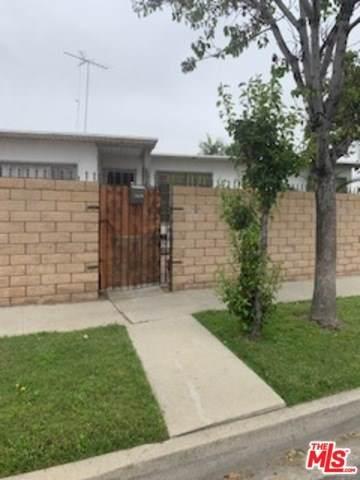8707 Cord Avenue, Pico Rivera, CA 90660 (#19511348) :: Bob Kelly Team