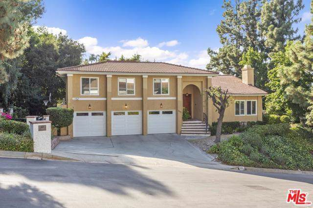 3432 Clairton Place, Encino, CA 91436 (#19511944) :: Realty ONE Group Empire