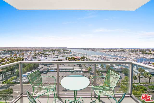 13700 Marina Pointe Drive #1402, Marina Del Rey, CA 90292 (#19508898) :: Powerhouse Real Estate