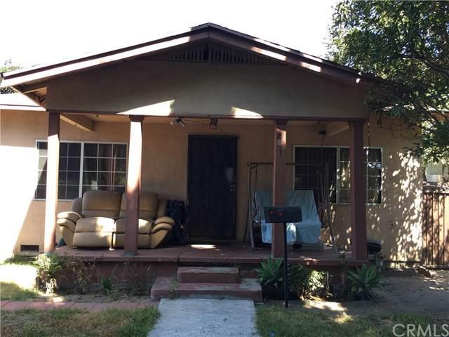 441 W 105th Street, Los Angeles (City), CA 90003 (#CV19223272) :: Go Gabby