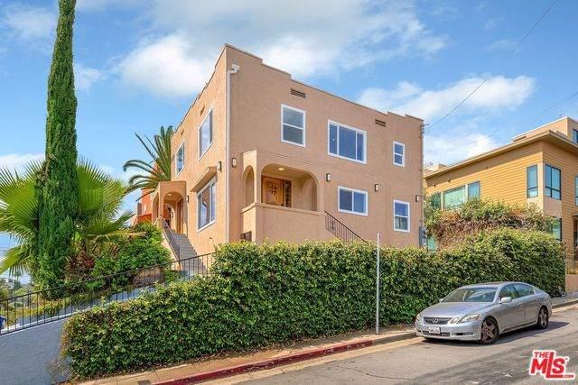 1503 Lake Shore Avenue, Los Angeles (City), CA 90026 (#19512242) :: Brandon Hobbs Group