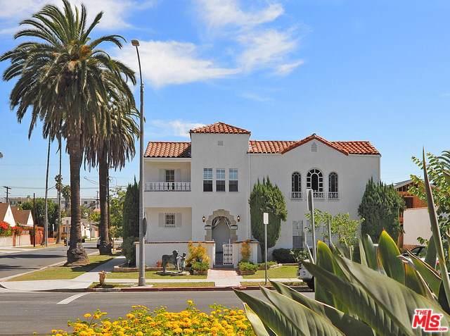 5612 Pickford Street, Los Angeles (City), CA 90019 (#19512052) :: Allison James Estates and Homes