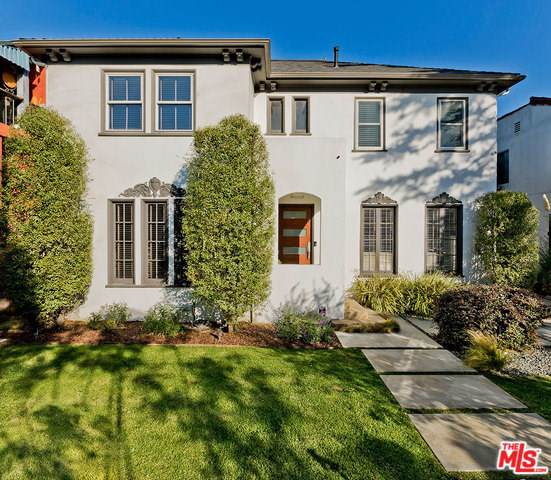 1226 S Tremaine Avenue, Los Angeles (City), CA 90019 (#19510088) :: Berkshire Hathaway Home Services California Properties