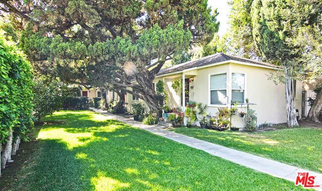 5119 Colfax Avenue, North Hollywood, CA 91601 (#19511992) :: Fred Sed Group