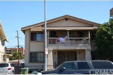 545 W 41st Street, Los Angeles (City), CA 90037 (#CV19223315) :: Go Gabby