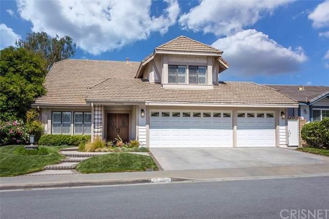 25960 Via Catalina, Valencia, CA 91355 (#SR19223385) :: The Laffins Real Estate Team