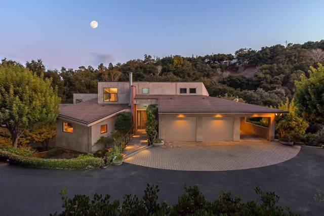 23100 Encinal Court, Los Altos Hills, CA 94024 (#ML81769114) :: The Laffins Real Estate Team