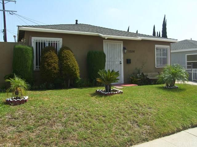 11514 S San Pedro Street, Los Angeles (City), CA 90061 (#IV19223420) :: Rogers Realty Group/Berkshire Hathaway HomeServices California Properties