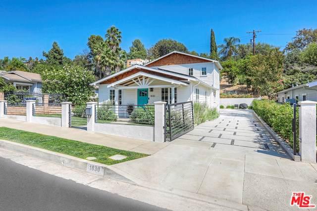 1830 N Avenue 52, Los Angeles (City), CA 90042 (#19512300) :: Rogers Realty Group/Berkshire Hathaway HomeServices California Properties